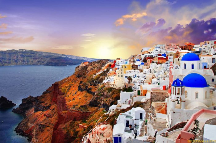 Athens Mykonos Santorini (8Nights/9 Days)