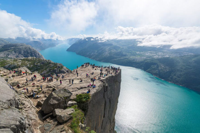 Fjord Tour with Pulpit Rock (11Days / 10Nights)