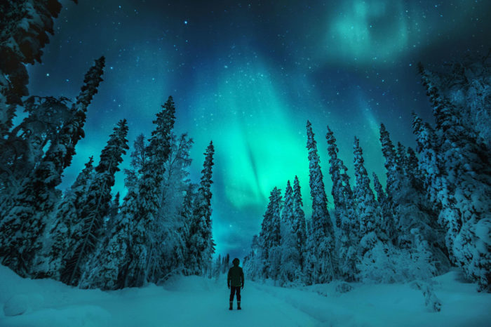 Hunt For The Northern Lights