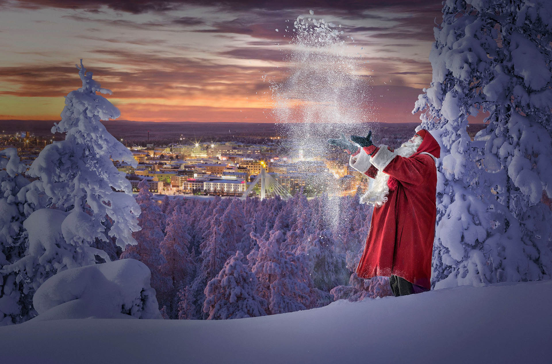Santa Adventure In Finland (4Days / 3Nights)