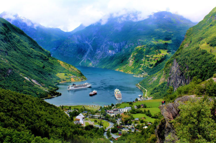 Scenic Fjord Of Norway (8Days / 7Nights)