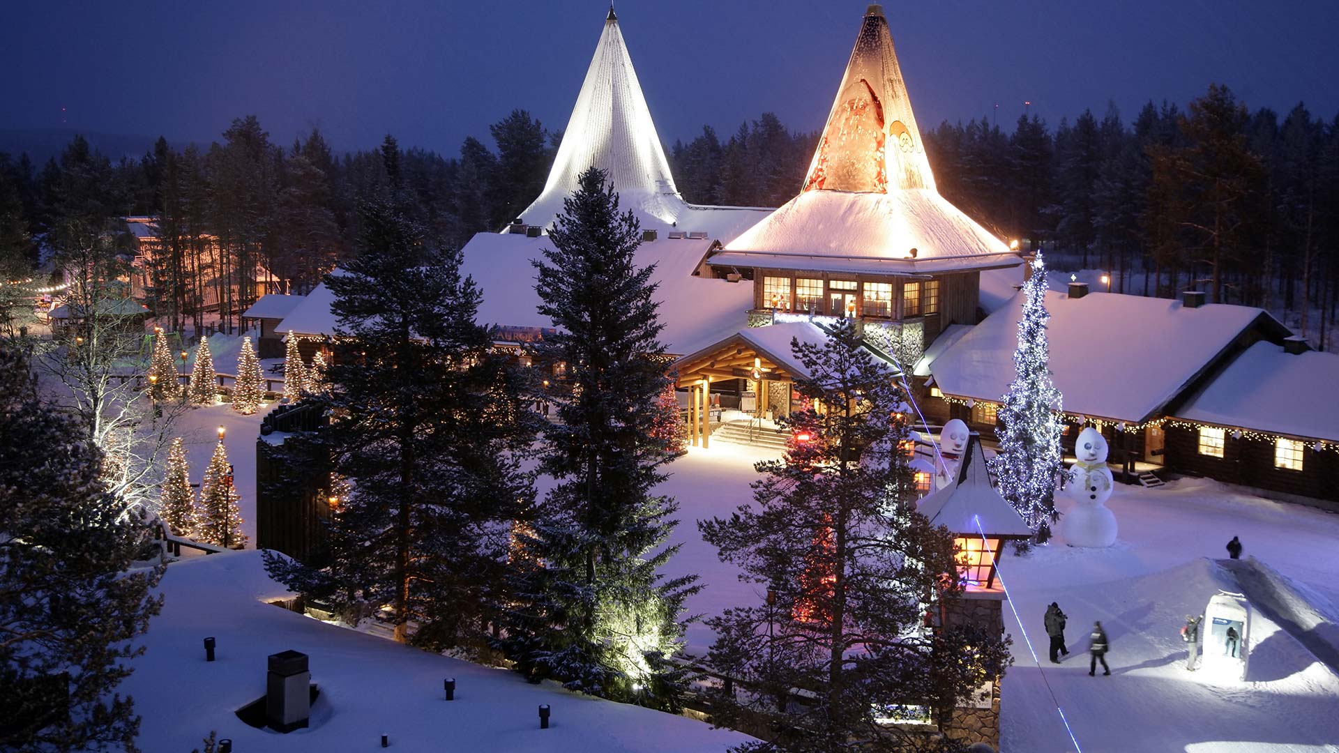 Winter Wonders In Rovaniemi (5Days / 4Nights)
