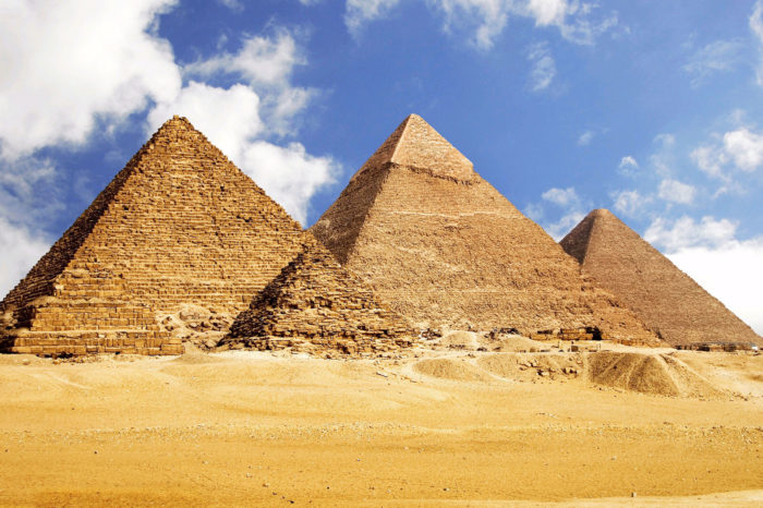"Visit ""The Great Pyramid of Giza"""